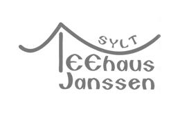Teehaus Ernst Janssen - Logo